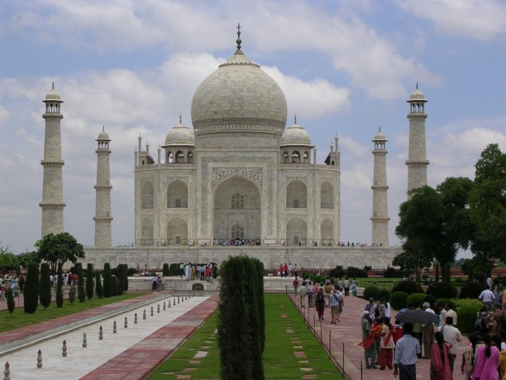 taj mahal of agra top wonders of the world taj mahal of agra